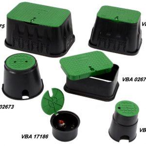 Шахти за достъп за електромагнитни клапани